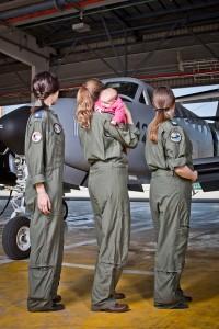 נשות צוות אויר